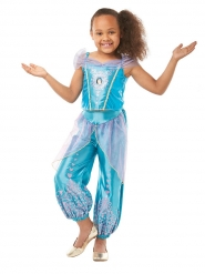 Déguisement classique princesse Jasmine Live action™ fille