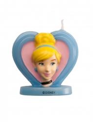 Bougie d'anniversaire 3D Cendrillon™ 5,5 cm