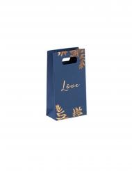 6 Sachets fougères Love marine et cuivre 10 x 18 x 5 cm