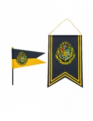 Bannière et drapeau Poudlard Harry Potter™
