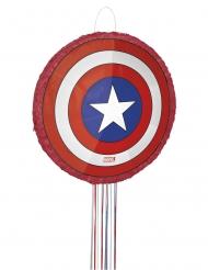 Piñata bouclier Captain America™ 45 cm