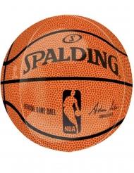Ballon aluminium NBA Spalding™ 38 x 40 cm