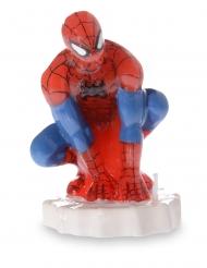 Bougie d'anniversaire Spiderman™ 5 x 8 cm