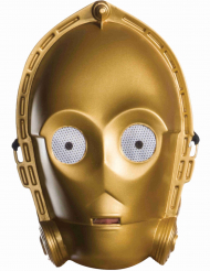 Masque vintage C3PO™ adulte