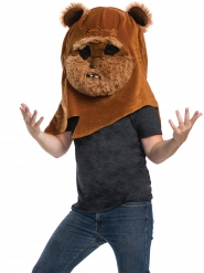 Masque mascotte Ewok™ adulte