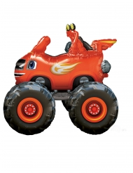 Ballon en aluminium voiture Blaze et les Monster Machines™ 104 x 68 cm