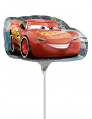 Petit ballon en aluminium voiture Cars 3™ 33 x 30 cm