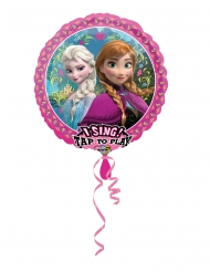 Ballon musical La Reine des Neiges™ 71 cm