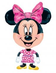 Ballon aluminium Minnie™ 55 x 78 cm