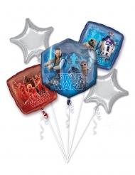 Bouquet de Ballons en aluminium Star Wars Le dernier Jedi™