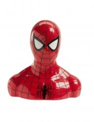 Tirelire avec bonbons Spiderman™ 10 gr