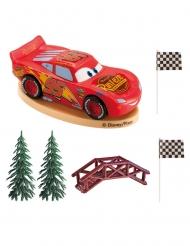 Kit décorations gâteau Cars™ 8 cm
