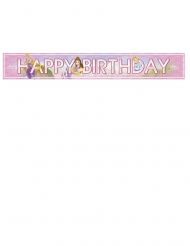 Banderole Happy Birthday Princesses Disney Dreaming™