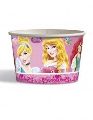 8 Pots à glace en carton Disney Princesses™