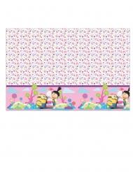 Nappe en plastique Minions Licorne™ 120 x 180 cm