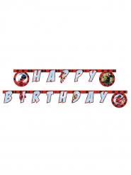 Guirlande Happy Birthday Miraculous Ladybug™ 2 m
