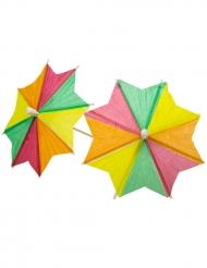 10 Pics apéritifs parasols