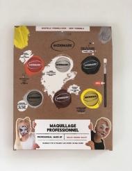 Palette de maquillage à l'eau thème animaux 6 x 4g