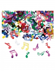 Confettis de table notes de musique 15 gr