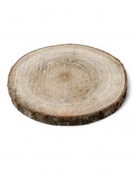 Rondin de bois 15 x 2 cm