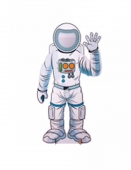 Cadre photobooth astronaute taille réelle 130 x 70 cm