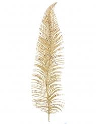 Feuille en métal dorée 12,5 x 48 cm