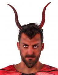 Serre-tête cornes de diable adulte