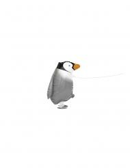 Ballon aluminium pingouin marchant 48 cm