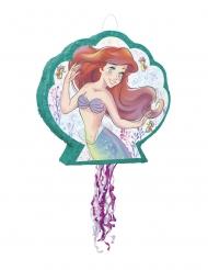 Piñata coquillage La Petite Sirène™ Ariel 53 x 55 cm