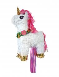 Piñata jolie licorne magique 51 cm