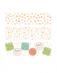 Confettis de table pastel 34 g
