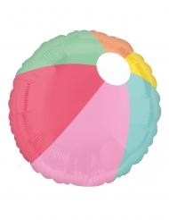 Ballon en aluminium summer party 43 cm