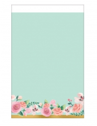 Nappe en papier from Miss to Mrs 137 x 259 cm