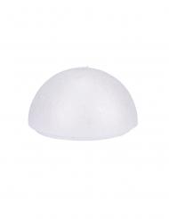 Demi sphère en polystyrène 10 cm