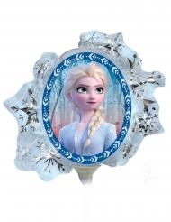 Ballon aluminium Elsa et Anna La Reine des Neiges 2™ 36 cm