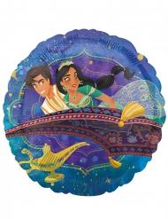 Ballon aluminium recto verso Aladdin™ 43 cm