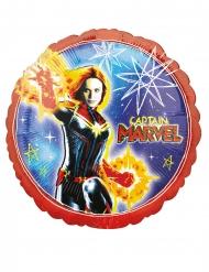 Ballon aluminium Captain Marvel™ 43 cm
