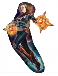 Ballon aluminium Captain Marvel™ 68 x 93 cm