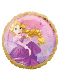Ballon aluminium Raiponce Disney™ 43 cm