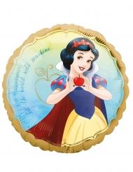 Ballon aluminium Blanche Neige Disney™ 43 cm
