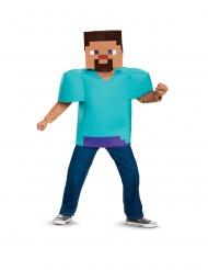 Déguisement Steve Classique Minecraft™ enfant