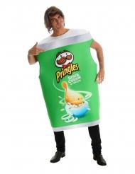 Déguisement boîte Pringles™ oignon adulte