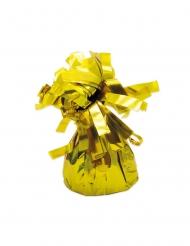 6 Poids ballons à franges dorés