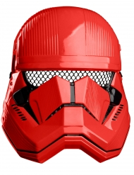Masque rouge Sith Trooper™ enfant
