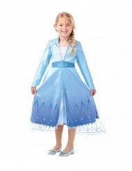 Déguisement premium Elsa La Reine des Neiges 2™ fille