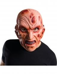 Masque en plastique Freddy™ adulte