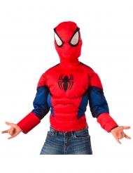 Top et cagoule luxe Spiderman™ enfant