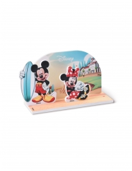 Décoration pour gâteau pop up Mickey et Minnie™ 15 x 8,5 cm