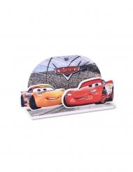 Décoration pour gâteau pop up Cars™ 15 x 8,5 cm