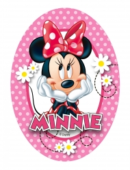 4 Décorations en azyme Minnie™ 9,5 x 13 cm